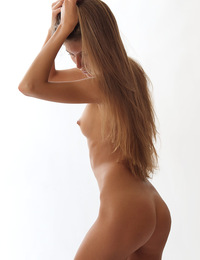 Sofia,Bella Sofia,Stunning slender 18 year-old Sofia poses nude for the very first time.