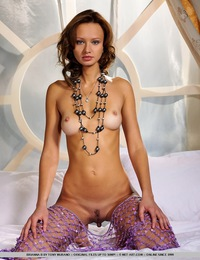 Brianna B: Timida by Tony Murano - A romantic and passionate night with the lustful Brianna.